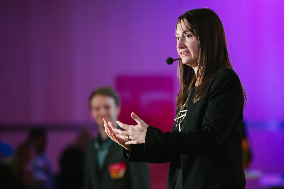 Amy Brann Keynote Speaker
