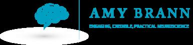 Amy Brann - Author, Thinker, Speaker